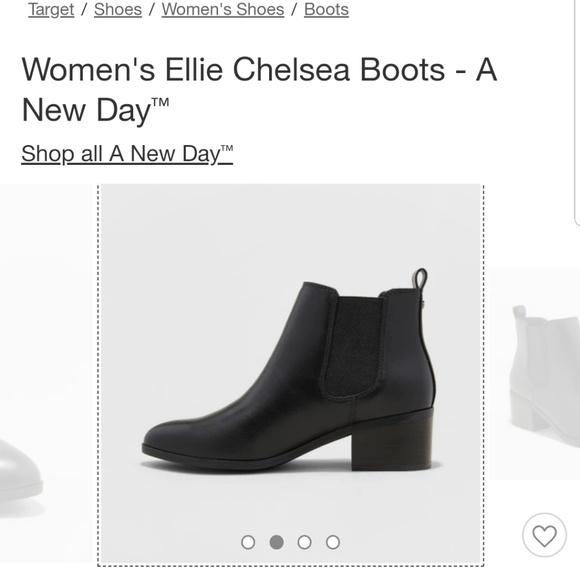 0312345d9a397 Women s Ellie Chelsea Boots size 9.5
